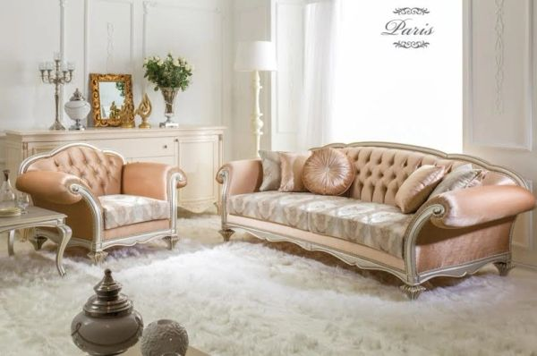 Paris Living room Set - CO5
