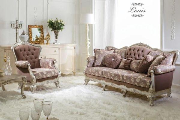 Louis Living room Set - CO6