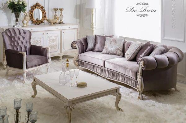 De Rosa Living room Set - CO10