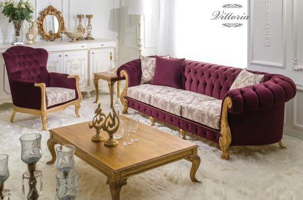 Vittoria Living room Set - CO12