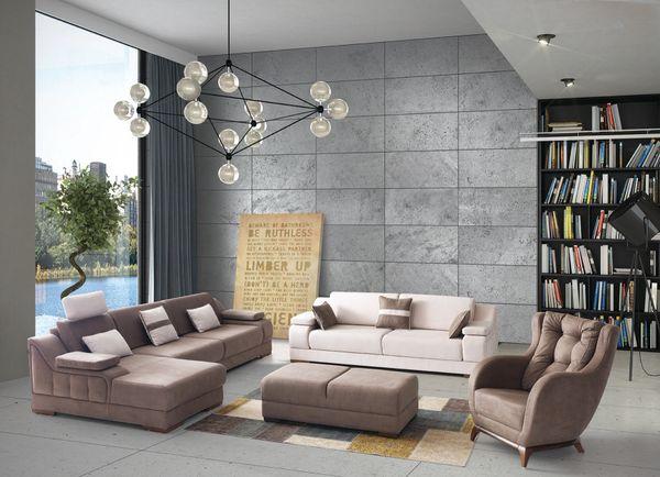 T1D Comfort Living Room Set - CO26