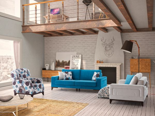 T1D Trend Living Room Set - CO35