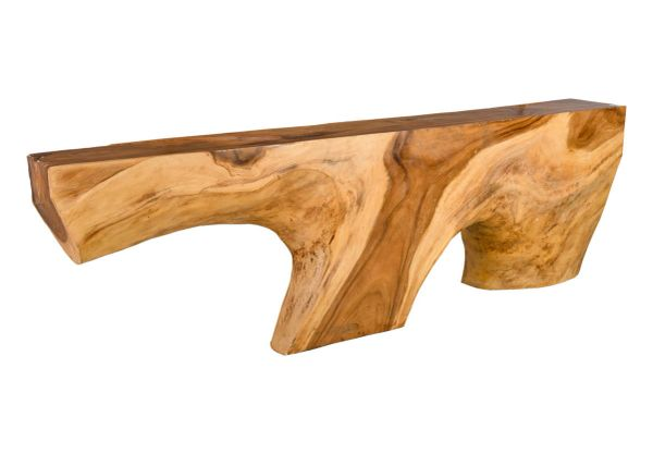 T1D Chamcha Wood Console Table