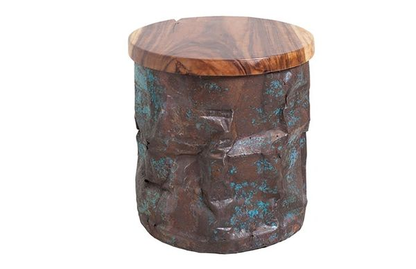 T1D Crumpled Side Table