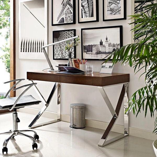 """Adjacent Desk-Brown-47"""""""