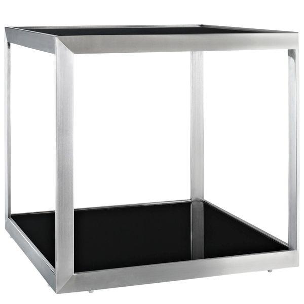 Sorrell Side Table-Black