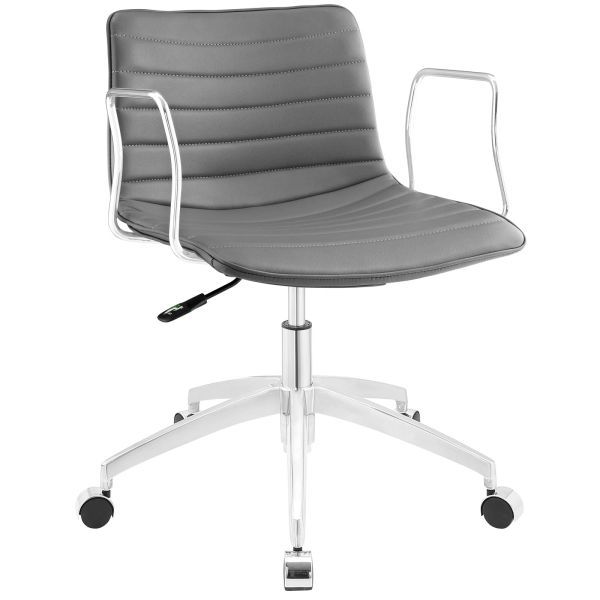 MidBack-C Office Chair - Gray