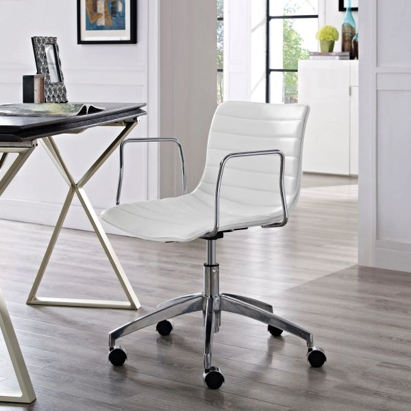 MidBack-C Office Chair - White