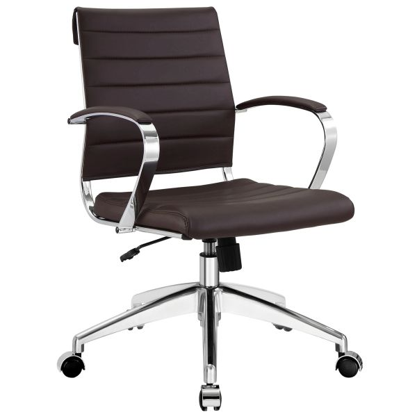 MidBack Office Chair - Brown