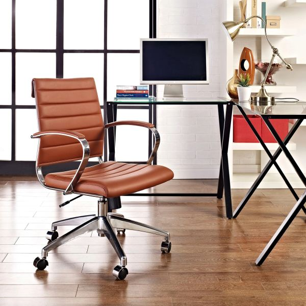 MidBack Office Chair - Terracotta