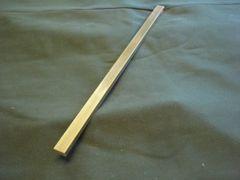 """(BF360/.250X.500-12) Brass 360 1/4"""" x 1/2"""" x 12"""""""