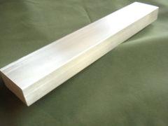 """(AF61/1.00X2.00-12) Aluminum 6061-T6511 1"""" x 2"""" x 12"""""""