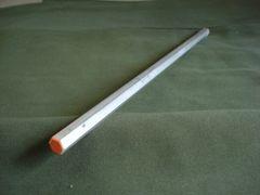 "(AH61/.375-06) Aluminum 6061-T6511 3/8"" hexagon x 6"""