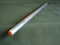 "(AH61/.438-06) Aluminum 6061-T6511 7/16"" hexagon x 6"""