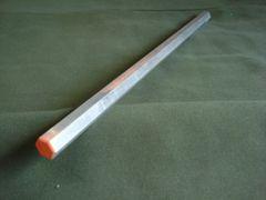 "(AH61/.438-12) Aluminum 6061-T6511 7/16"" hexagon x 12"""