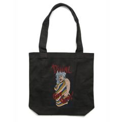 Divine Get Cheap! Large Tote Bag