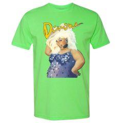 Divine x Richard Bernstein Pop Art Neon T-Shirt