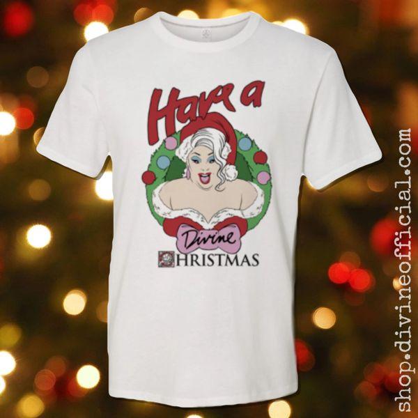 Have A Divine Christmas T-Shirt