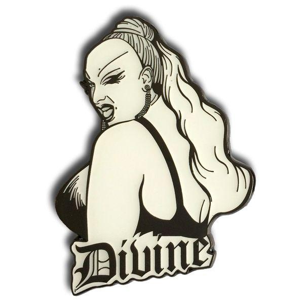 """Divine Chola 2.5"""" Enamel Pin"""