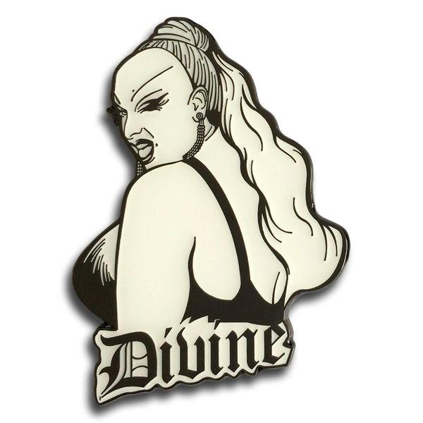 Divine Lewk Deluxe Enamel Pin