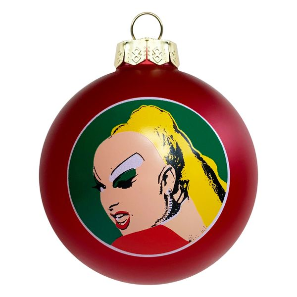 Divine Limited Edition Christmas Ornament