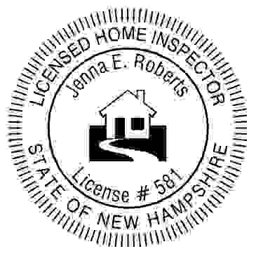 Jenna Roberts Licensed Home Inspector New Hampshire