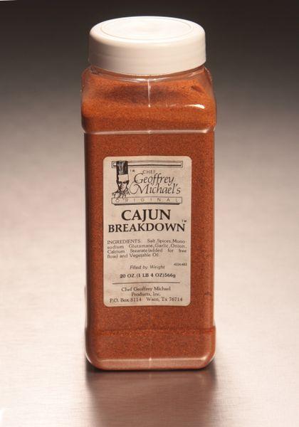 Cajun Breakdown Seasoning
