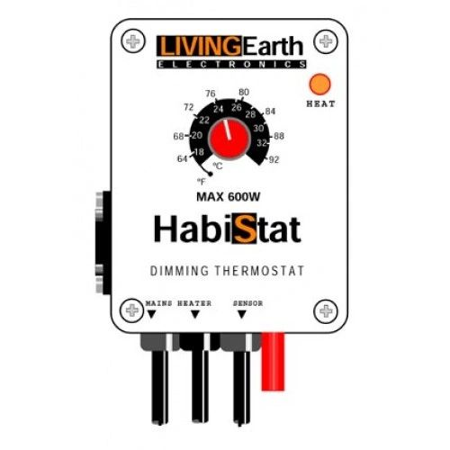 Habistat Dimming Day / Night Thermostat