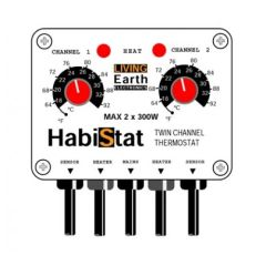 Habistat Twin Chanel Thermostat