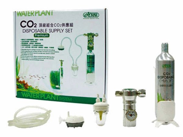 Ista Co2 Disposable Supply Set Premium I-514 95g