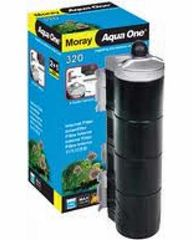 Aqua One Moray 320 Internal Filter, 320 l/h 3 Chamber