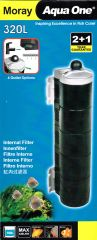 Aqua One Moray 320L Internal Filter, 320 l/h 4 Chamber