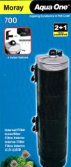 Aqua One Moray 700 Internal Filter, 700 l/h 3 chamber