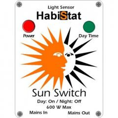 Habistat Sun Switch, Day On.