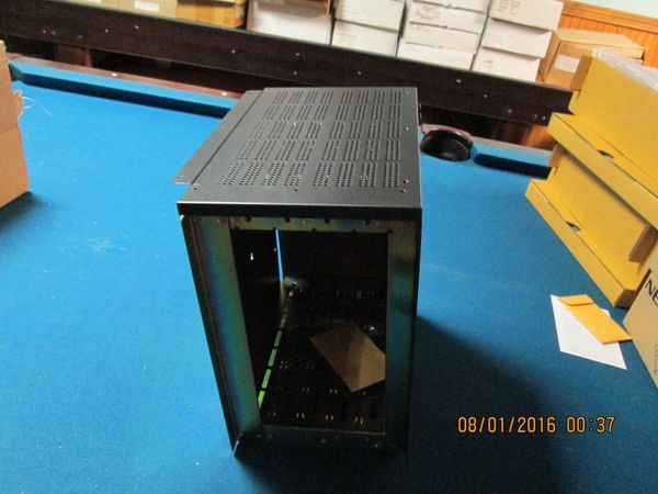 eOn Cortelco NEW Millennium 4 Slot Cabinet