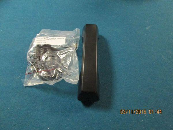 eOn Cortelco Millennium Replacement Black Handset with Cord New