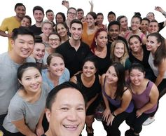Learn to dance Salsa On1 in Parramatta classes with Urban Salsa and meet new friends