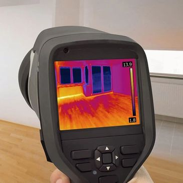 Thermal Imaging, NACHI, Villa Home Inspections