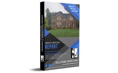 Home Inspection Report Sample, NACHI, Villa Home Inspections