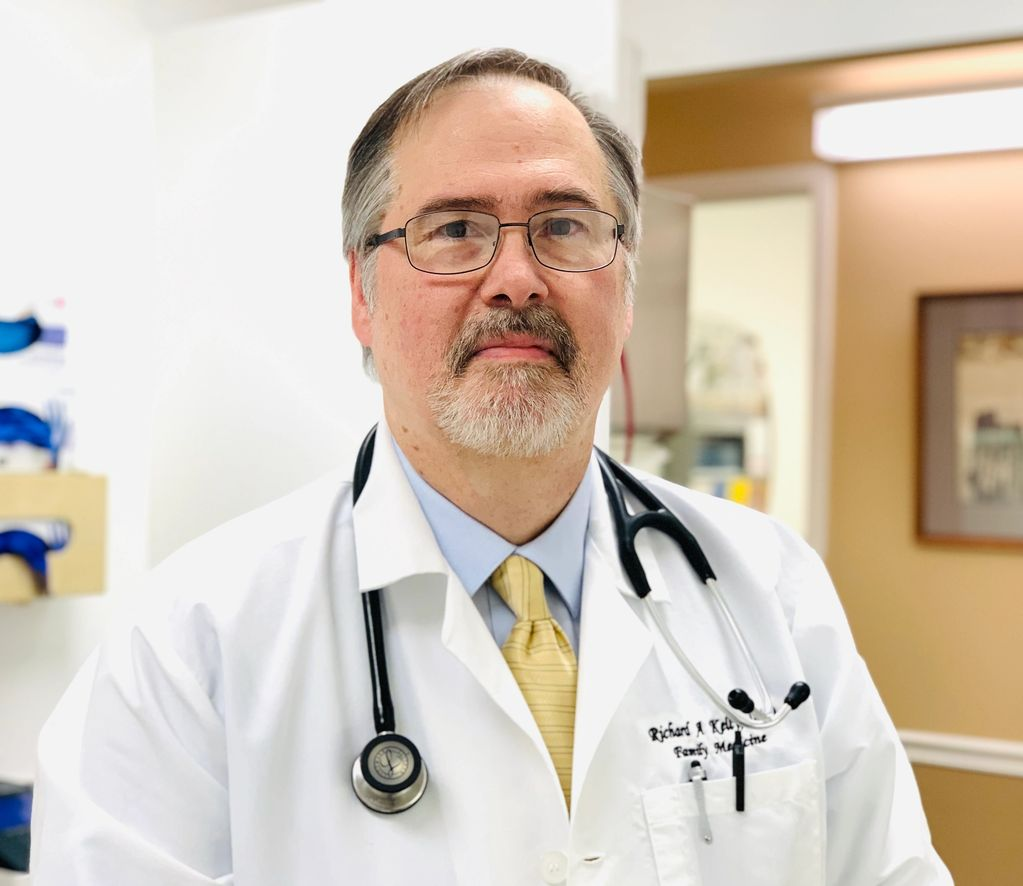 Richard A Kelly MD, Crossroad Health DPC, Direct Primary Care