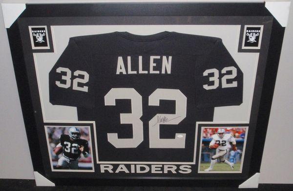 raiders allen jersey