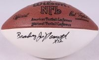 hot sales 73973 b1d17 Joe Namath Autographed Football, inscribed