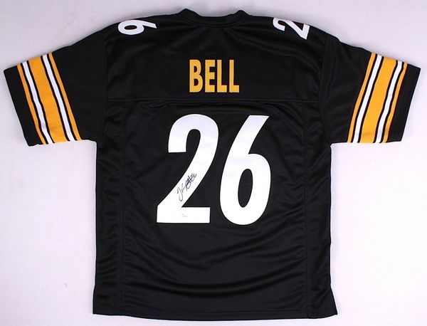 super popular 1c185 fcac1 Pittsburgh Steelers Le'Veon Bell Autographed Jersey, Inscribed