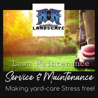 stress free yard RR Landscape, work for you, maintenance packages, Acreages Commercial Residential