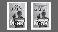 Sale on WARRIOR MONK DUO - Signed Set - Warrior Monk: A Pastor Stephen Grant Novel (New Second Edition) and A Discussion Guide for Ray Keating's Warrior Monk