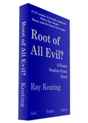 Root of All Evil? A Pastor Stephen Grant Novel - Signed Copy
