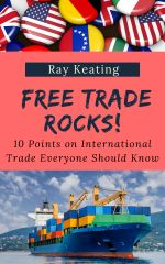 PRE-ORDER - Free Trade Rocks! 10 Points on International Trade Everyone Should Know - Signed by the Author