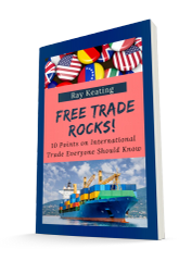 Free Trade Rocks! 10 Points on International Trade Everyone Should Know - Signed by the Author