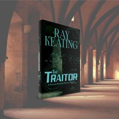 PRE-ORDER - The Traitor: A Pastor Stephen Grant Novel - Signed Copy