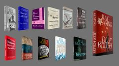 Book of the Month - Buy 11 Pastor Stephen Grant Adventures and Get DEEP ROUGH Free - Signed Set